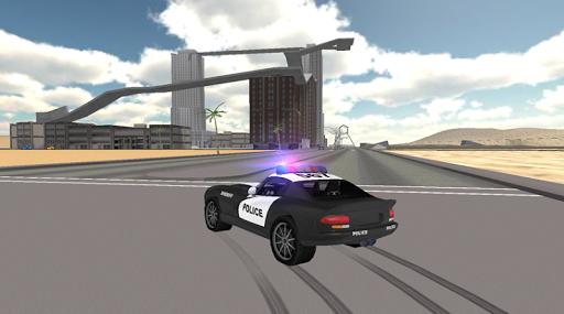 Police Car Driving Sim ss 1