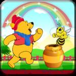 Pooh Runner : Bear Adventure Run APK