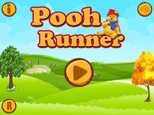 Pooh Runner Bear Adventure Run ss 1