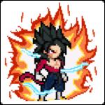 Power Saiyan Warriors: Revenge Battle APK