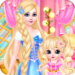 Princess And Baby makeup Spa APK