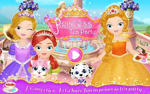 Princess Libby Tea Party ss 1