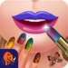 Princess Lipstick Nail Polish Factory: Girls Games APK