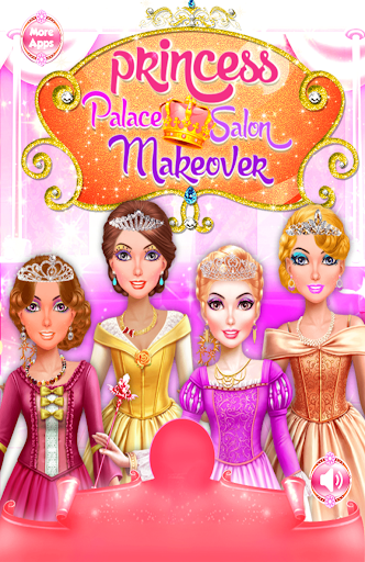 Princess Palace Salon Makeover ss 1