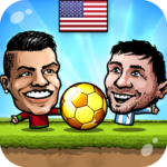 ⚽Puppet Soccer 2014 – Big Head Football ? APK