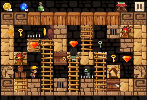 Puzzle Adventure – Underground Temple ss 1
