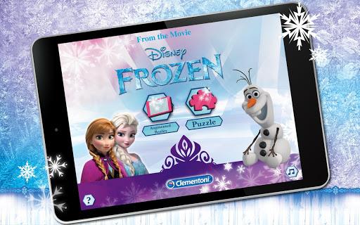 Puzzle App Frozen ss 1