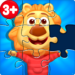 Puzzle Kids – Animals Shapes and Jigsaw Puzzles APK