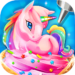Rainbow Unicorn Ice Cream Food Maker Cooking Games APK