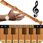 Real Flute & Recorder – Magic Tiles Music Games APK