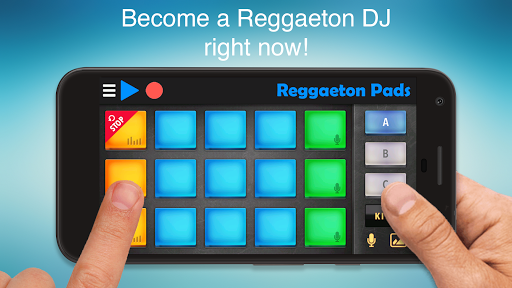 Reggaeton Pads ss 1