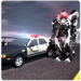 Robots War in City APK