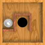 Roll Balls into a hole APK