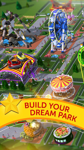 RollerCoaster Tycoon Touch ss 1