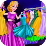 Royal Princess Makeover and Dress up Game APK