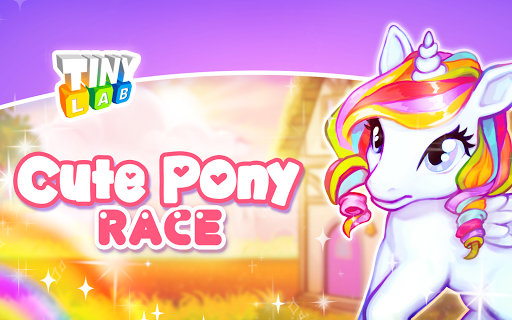 Run cute little pony ss 1