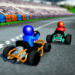 Rush Kart Racing 3D APK