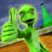 Scary Green Grandpa Alien APK