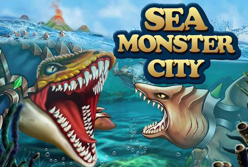 Sea Monster City ss 1
