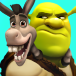 Shrek Sugar Fever – Puzzle Game APK