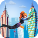 Sky Rope Swing : The Flying Rope Guy APK