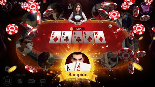 Slovensk Poker HDTexas HoldemampSlotyampKarty zdarma ss 1