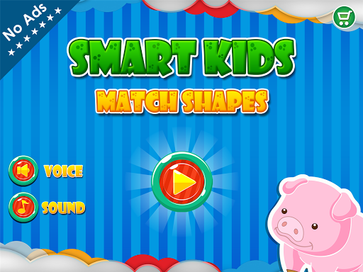 Smart Kids – Match Shapes ss 1