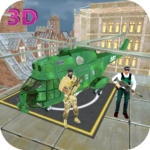 Sniper Helicopter War 2018: Free Sniper Games- FPS APK