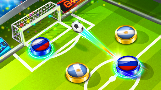 Soccer Caps 2018 Table Futbol Game ss 1