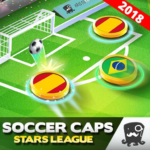 Soccer Caps Multiplayer Stars League 2018 APK
