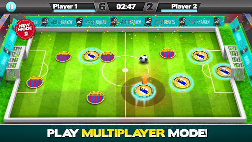Soccer Caps Multiplayer Stars League 2018 ss 1
