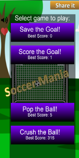 Soccer Mania ss 1