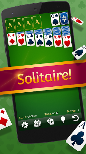 Solitaire – A Classic Card Game ss 1