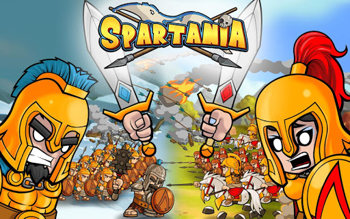 Spartania The Orc War Strategy amp Tower Defense ss 1
