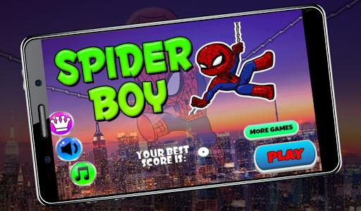 Spider Boy ss 1