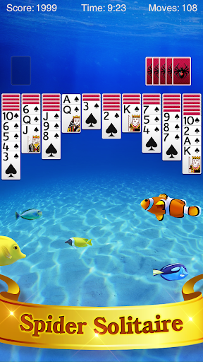 Spider Solitaire ss 1