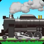 Steam locomotive pop APK