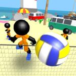 Stickman Beach Volleyball APK