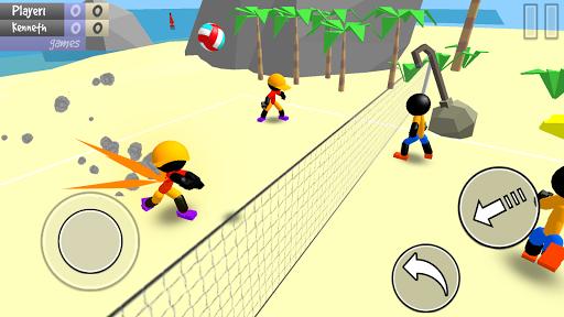 Stickman Beach Volleyball ss 1