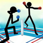 Stickman Fight 2 Player Games APK