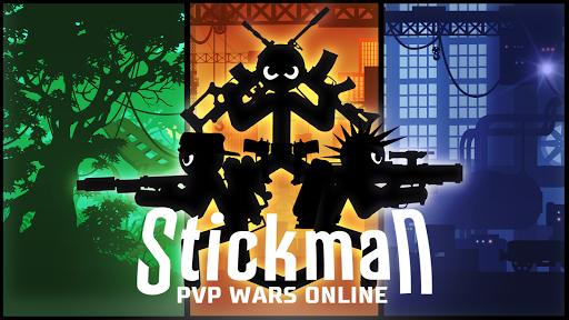Stickman PvP Wars Online ss 1