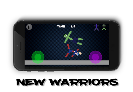 Stickman Warriors 4 Online ss 1