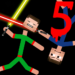 Stickman Warriors 5 Craft Skins APK