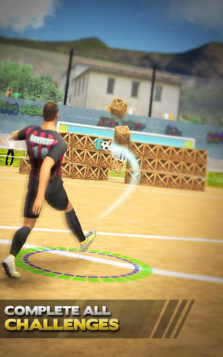 Strike Soccer 2018 Free Kick ss 1