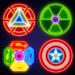 Super Hero Fidget Spinner 2-Avenger Spinner APK