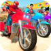 Super Heroes Downhill Racing APK