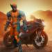 Superhero Bike Stunt Racing fever (kids game) APK