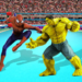 Superhero Wrestling Tag Team Ring Fighting Arena APK