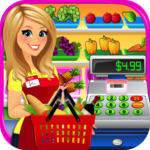 Supermarket Grocery Store Girl APK