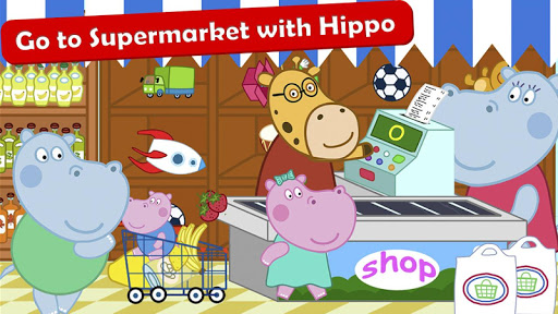 Supermarket Shopping Games ss 1